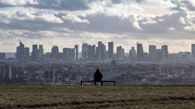 Vue sur La Défense / © Antoine Coulon