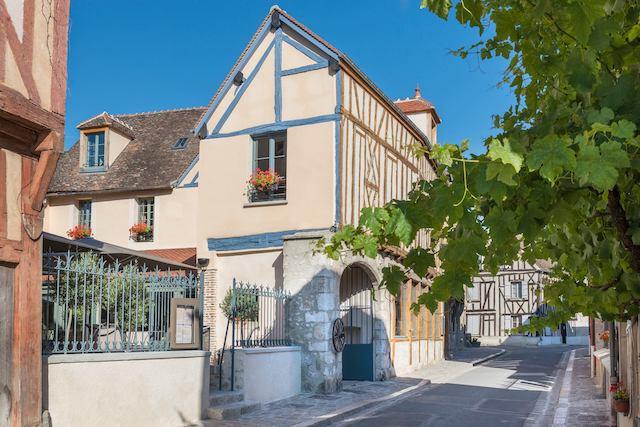 L'hôtel Aux vieux remparts à Provins / © Aux vieux remparts