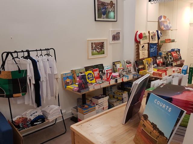 La boutique éphémère de Pop & Kop à la veille de l'ouverture dans le 10e / © Pop & Kop