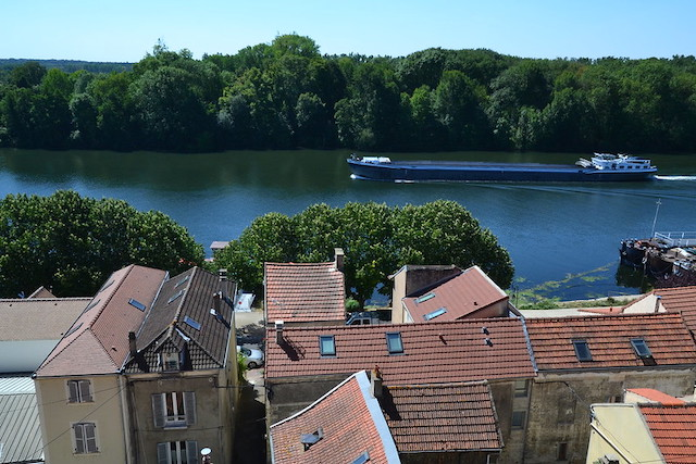 Conflans-Sainte-Honorine / © Jeanne Menjoulet (Creative commons - Flickr)