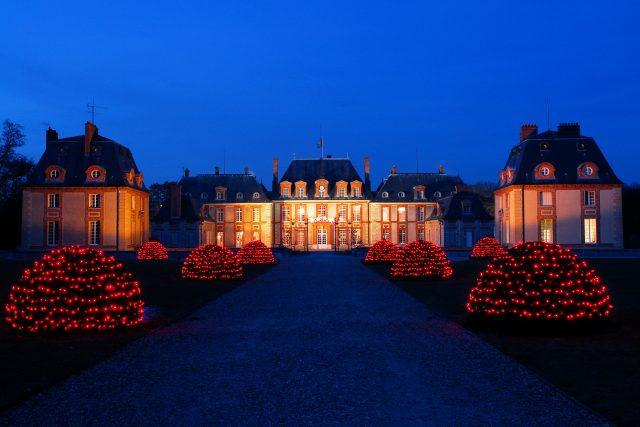 Le château de Breteuil / © Fabrice Milochau