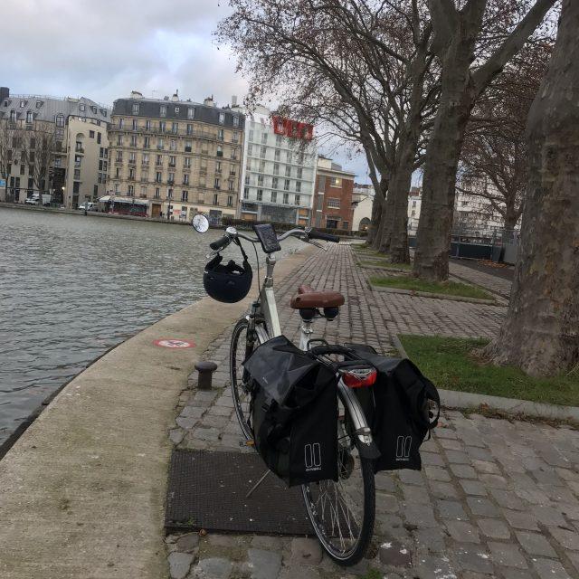 Le long du canal à Paris / © Vianney Delourme pour Enlarge your Paris