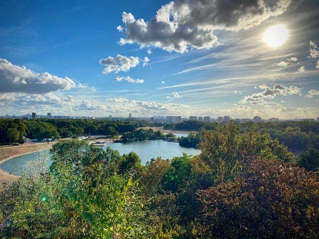Parc de La Courneuve / © Milospetrovitch