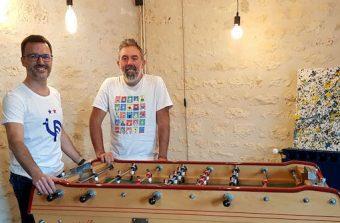 Deux fans de sport créent une boutique à rendre Mohamed Ali baba