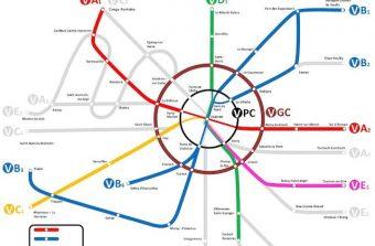 Les 5 premières lignes du futur RER Vélo dévoilées