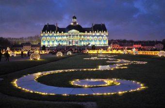 Les châteaux grand-parisiens se mettent sur leur 31 pour les fêtes