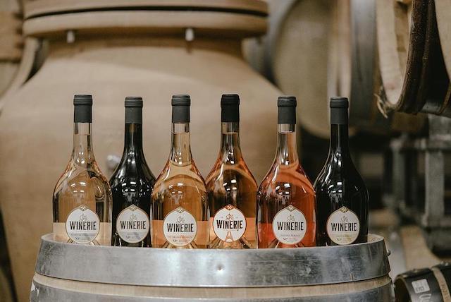 Le coffret de la Winerie parisienne / © Winerie parisienne