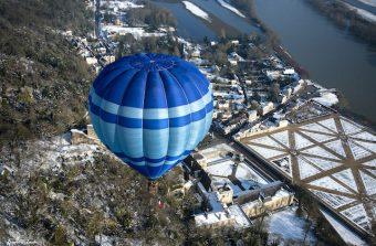 J'ai testé survoler le Parc naturel du Vexin en montgolfière