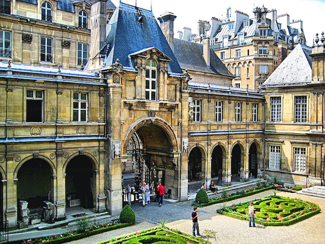 Le musée Carnavalet à Paris / © Francisco Anzola (Wikimedia commons)