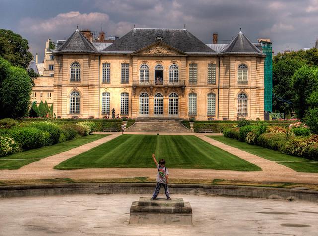 Le jardin du musée Rodin  à Paris où sont exposées les oeuvres du sculpteur a rouvert ses portes mi-janvier / © Randy Connolly (Flickr - Creative commons)