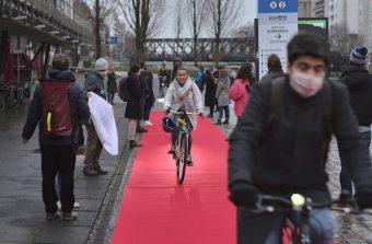À La Villette, Paris en Selle déroule le tapis rouge aux vélos