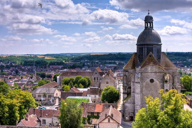 La cité médiévale de Provins en Seine-et-Marne fait partie des 4 sites du patrimoine mondial dans le Grand Paris / © Lassi Kurkijärvi  (Creative commons - Flickr)