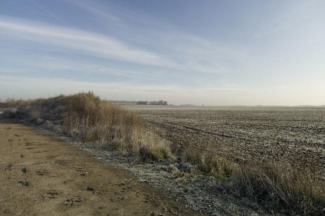 Le Triangle de Gonesse dans le Val-d'Oise / © Pierre-Olivier Deschamps (Creative commons - Flickr)
