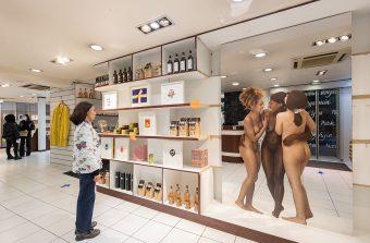 Visitez une expo tout en faisant vos courses à la Galleria Continua