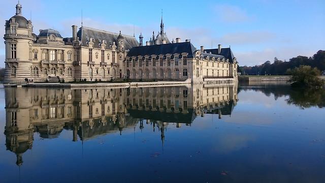 Le château de Chantilly a lancé un appel aux dons mi-décembre / © Bruno Charras (Creative commons - Flickr)