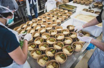 Offrez des repas aux étudiants avec la communauté Écotable