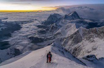 Grimpez l'Everest en réalité virtuelle avec les sherpas du 104