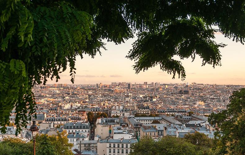 La région parisienne rassemble 12 millions d'habitants, soit autant que la Belgique / © Pe_Wu (Creative commons - Flickr)