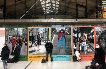 «La Gare du Nord est une porte d'entrée unique dans l'humanité parisienne»