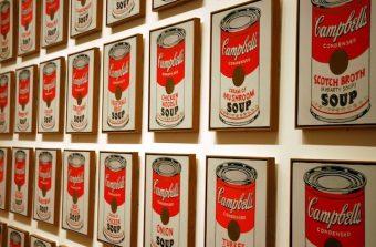 Instantanés, l'expo qui raconte les 10 dernières années de la vie de Warhol