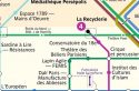 Une carte de métro des lieux culturels du Grand Paris