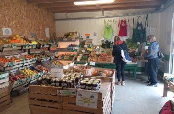 Les boutiques à la ferme où acheter bio en Île-de-France