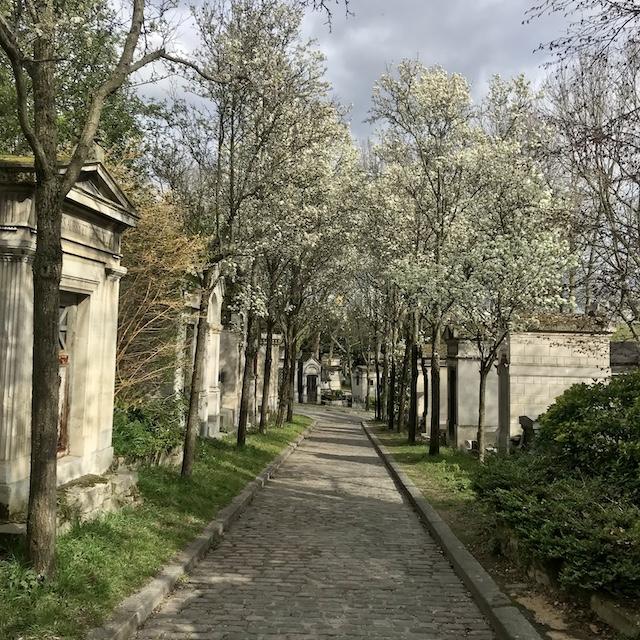 Le cimetière du Père-Lachaise dans le 20e arrondissement / © Vianney Delourme pour Enlarge your Paris