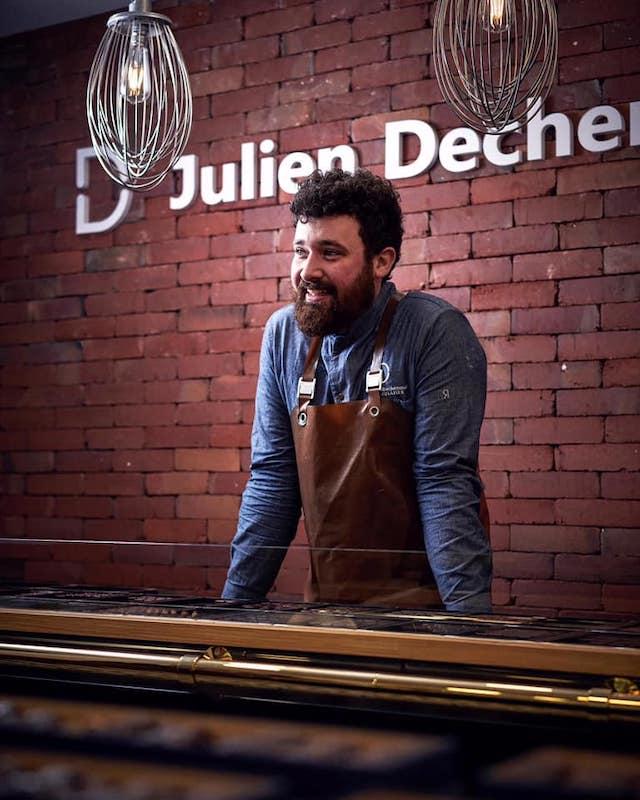 Le chocolatier Julien Dechenaud possède deux boutiques, à Vincennes et Paris / ©  Julien Déchenaud
