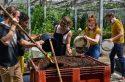 Les fermes urbaines, une bouffée d'air pour les étudiants