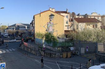 Balade dans une galerie street art de 4,5 km de long à Vitry