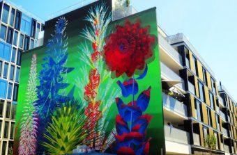 Balade street art à Bagneux pour admirer la plus belle fresque de France