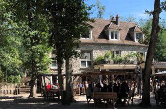 5 terrasses à la campagne dans le Grand Paris