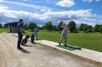 J'ai testé le golf pour tous sur les rives du canal à Sevran