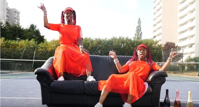 La rappeuse Le Juiice, originaire de Boissy-Saint-Léger dans le Val-de-Marne, fait partie des révélations hip-hop du Printemps de Bourges en 2021 / DR