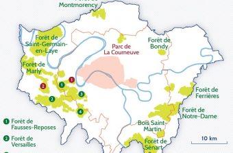 Et si Paris était aussi grande que New York, Londres ou Pékin ?