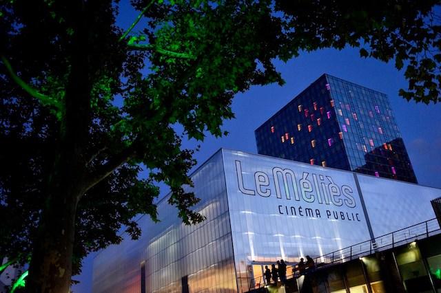 Le cinéma Méliès à Montreuil / © Cinéma Méliès
