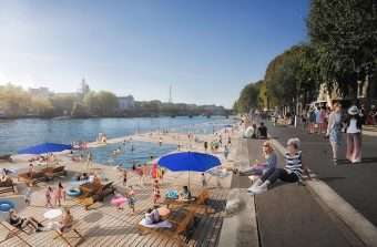 «Montrer que la baignade est possible dans la Seine est LE véritable enjeu des JO»