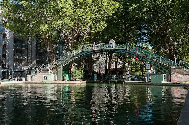"""Le festival """"Ménage ton canal"""" se tiendra le 19 juin le long des canaux à Paris et en Seine-Saint-Denis / © Hervé (Creative commons - Flickr)"""