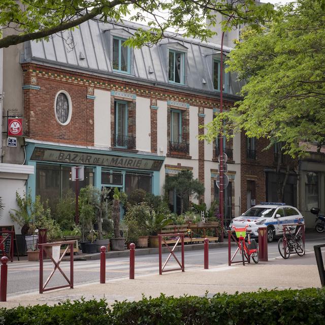 Le patrimoine du Grand Paris au Pré-Saint-Gervais en Seine-Saint-Denis / © Jérômine Derigny pour Enlarge your Paris