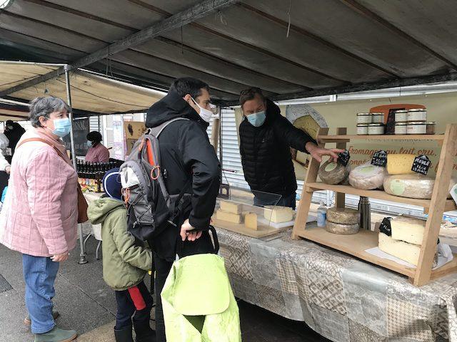 L'association Les Comptoirs de l'Est organise la 2e édition de son marché paysan dimanche 13 juin à Noisy-le-Sec / © Les Comptoirs de l'Est