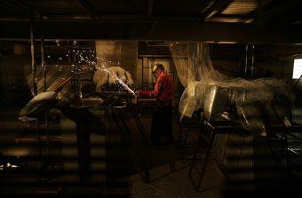 Du théâtre en mode immersif dans un ancien garage