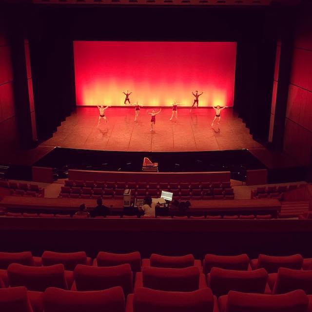 Répétition à l'opéra de Massy, l'un des trois opéras d'Île-de-France avec l'opéra Bastille et l'opéra Garnier à Paris / © Opéra Massy