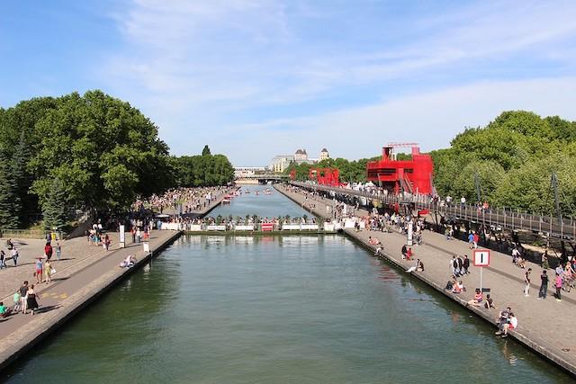 Le parc de La Villette à Paris va accueillir du 18 juin au 26 septembre une Zone d'Urgence Temporaire de la fête / © Fred Romero (Flickr - Creative commons)