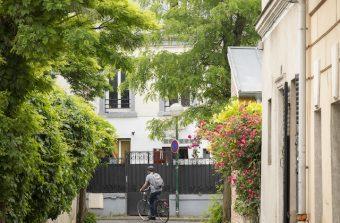 Balade dans les vertes ruelles du Pré-Saint-Gervais