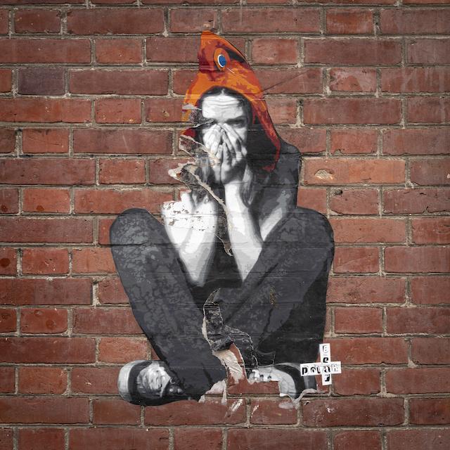 Street art dans les rue du Pré-Saint-Gervais / © Jérômine Derigny pour Enlarge your Paris