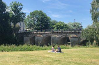 Dans l'intimité de la Seine de la gare de Juziers à celle de Meulan