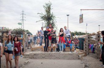 Bellastock fait pousser une ville éphémère le temps d'un week-end à Evry