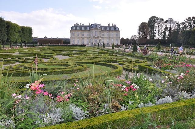 Le château de Champs-sur-Marne / © Stéphane Peres (Creative commons - Flickr)