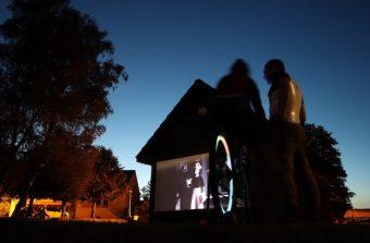 Des films projetés à la force des mollets sur la Véloscénie
