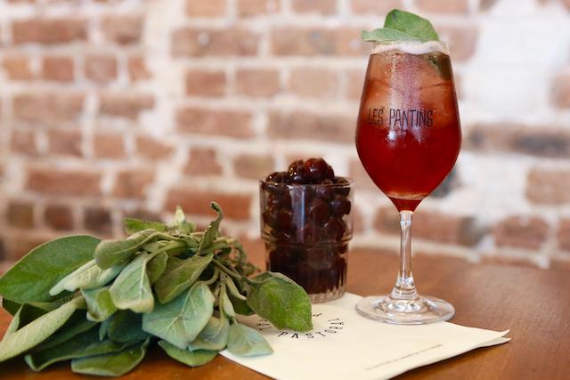 Cocktail le Pantinois / © Mélanie Rostagnat pour Enlarge your Paris